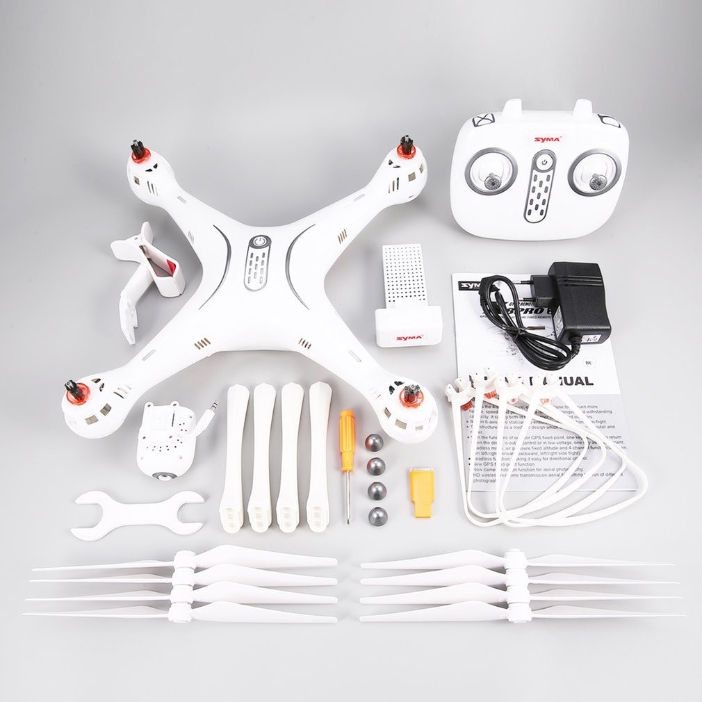 SYMA X8PRO GPS DRON WIFI FPV With 720P HD Camera or Real-time H9R 4K Camera drone 6Axis Altitude Hold x8 pro RC Quadcopter RTF enlarge