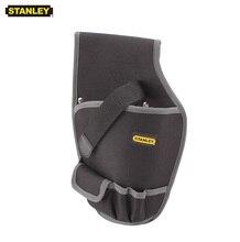 Stanley 1 sztuk wiertarka akumulatorowa kabura na śrubokręt sakiewka trwałe małe elektryczne narzędzie worek na narzędzia nylonowe pistolet torby narzędziowe