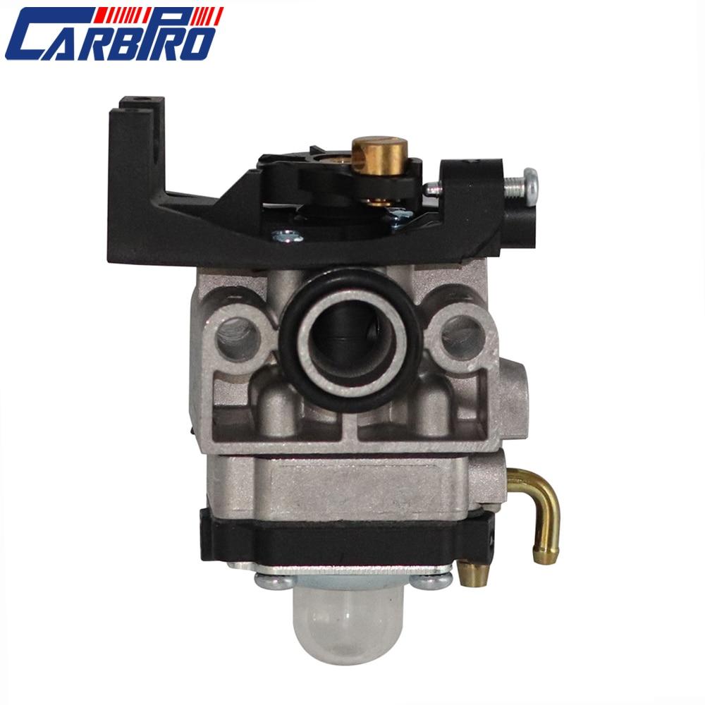 Carburador para Honda GX35 HHT35 HHT35S 4 tiempos 16100-Z0Z-034 carburador Lown partes de la máquina cortacésped Garden