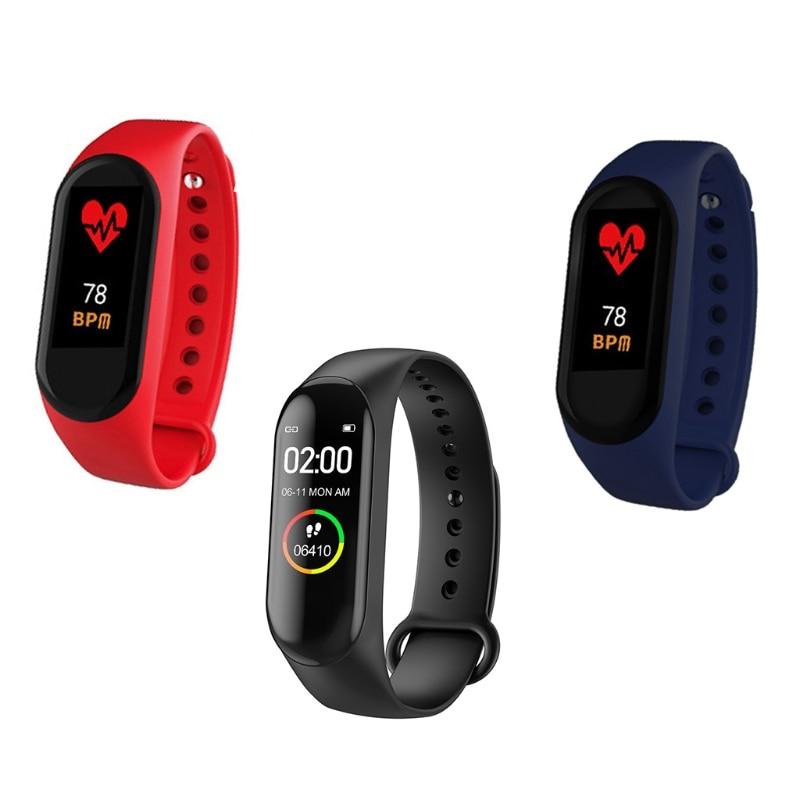 Smart Bracelet IP67 Waterproof  Sports Watch with Sleep Tracker Pedometer Multi-Sport Modes for Men,