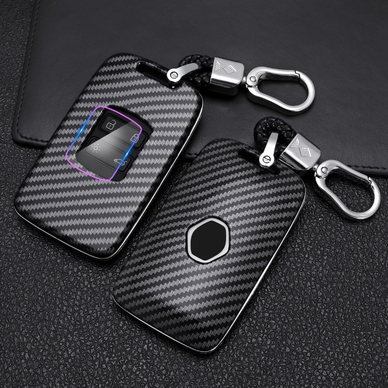 AliExpress - Car Key Case Cover For Renault Koleos Kadjar Scenic Megane Sandero Espace Clio Captur Kangoo Laguna Talisman Twingo Accessories