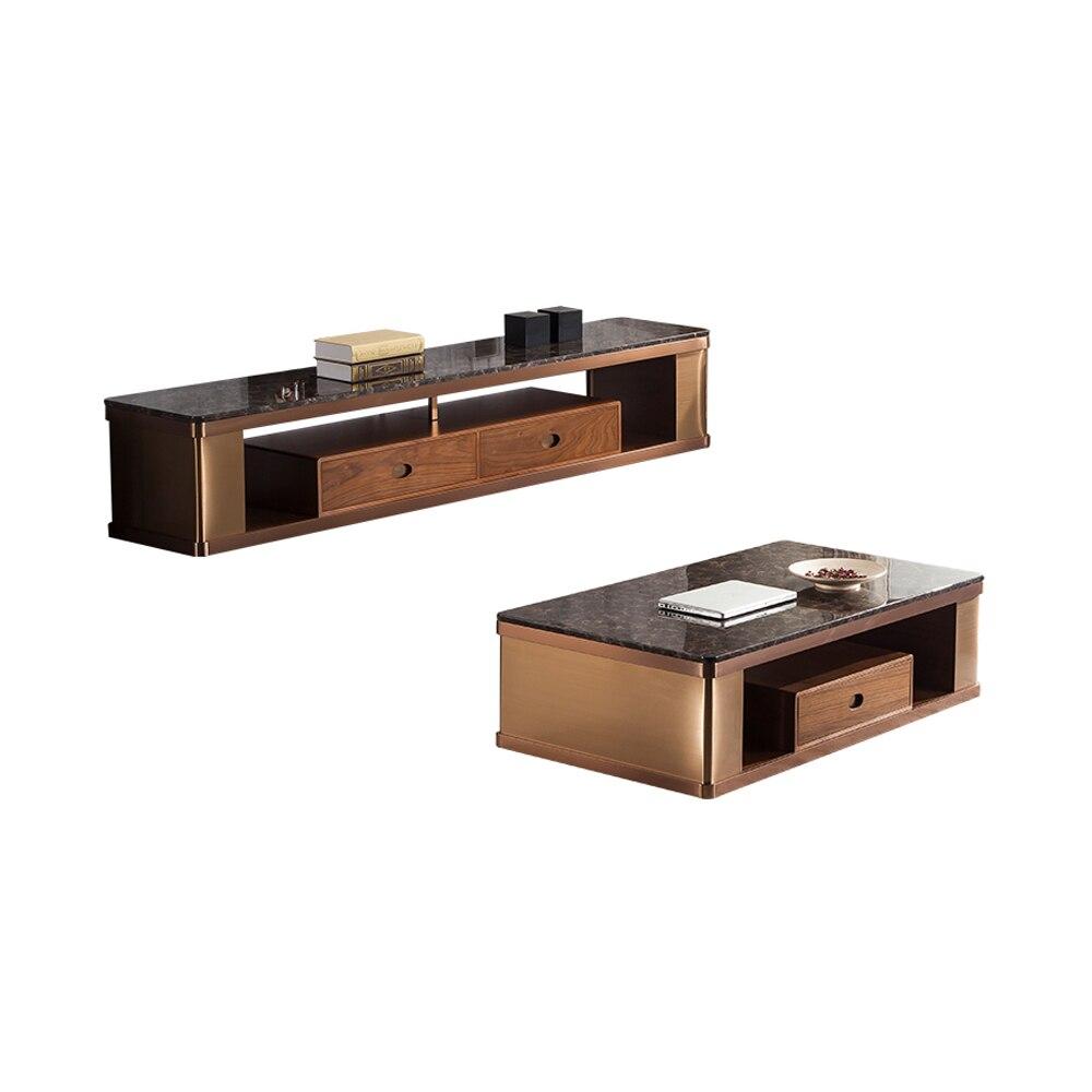 Mesa de centro de salón, mueble de madera, escritorio, soporte para TV