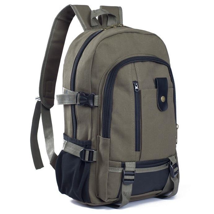 Новинка 2020, мужской рюкзак, удобный дорожный рюкзак, вместительная Студенческая сумка, кожаный рюкзак