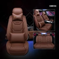 zrcgl universal flx car seat covers for luxgen all models luxgen 7 5 u5 suv car accessories auto styling
