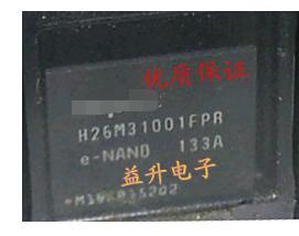 100% NEW  H26M31001FPR e-NAND   H26M31001FPR-e-NAND