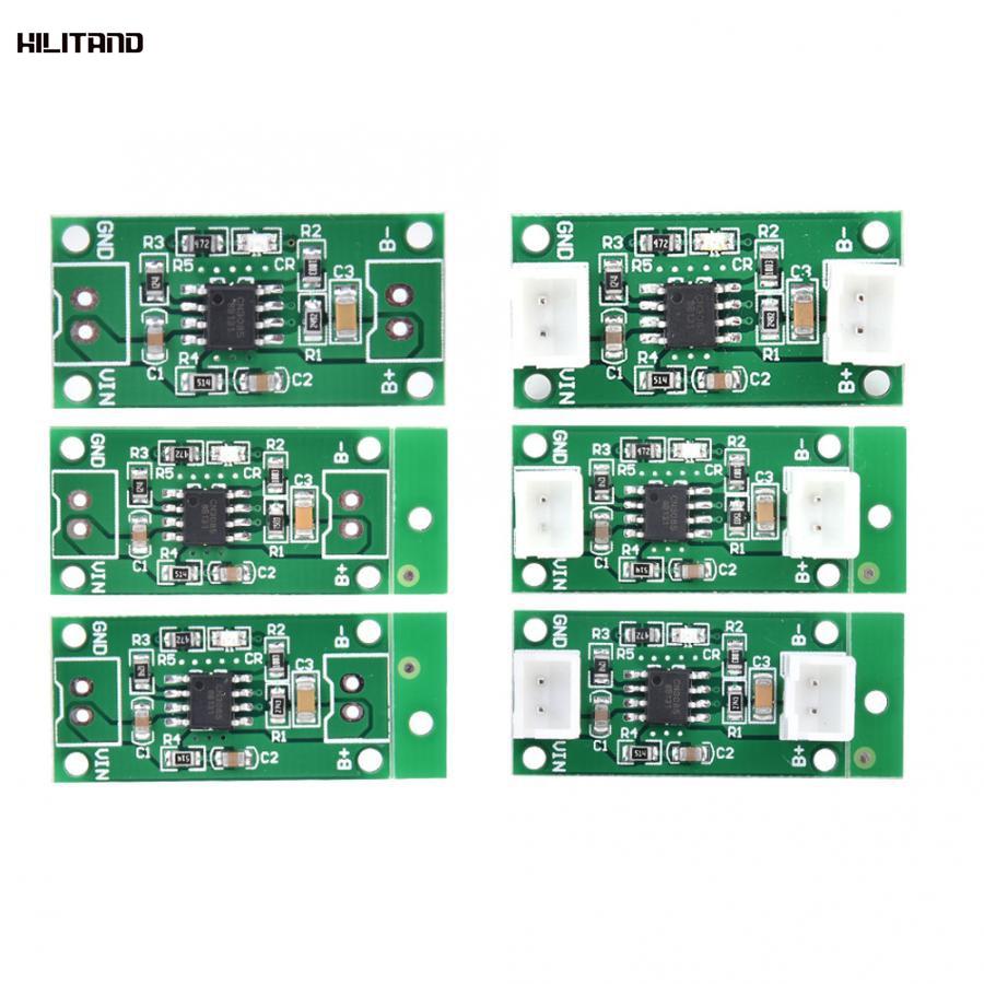 1S/2S/3S batería de NiMH dedicado módulo para cargador de batería 1,5 V 3V 4,5 V CC CV de carga de conector usb