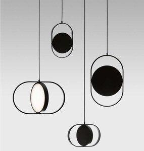 Скандинавский железный светильник на подтяжках, освещение для мальчиков, современная светодиодная люстра, luzes de teto hanglampen lamparas de techo
