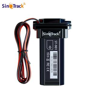 Mini Waterproof Builtin Battery GSM GPS tracker 3G WCDMA device ST-901 for Car Motorcycle Vehicle Remote Control Free Web APP