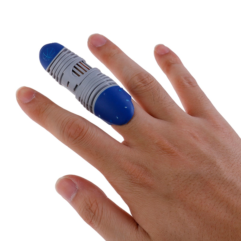 Protector de dedo para baloncesto, Protector de férula, Protector de voleibol, soporte Fulcrum, soporte Fulcrum Anti-snag, soporte para dedos, deportes, funda para dedo