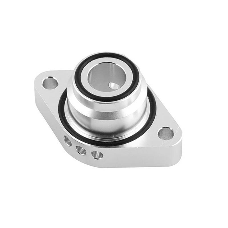 Válvula de alívio de pressão turbo soprar fora do adaptador para vag 1.4 tsi fsit tfsi bov031 flange