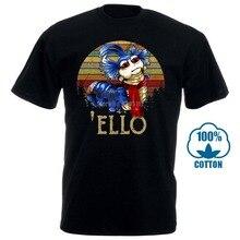 Grey Worm Ello Labyrinth Ello Vintage Black Men T Shirt S 4Xl 032015