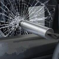 car safety hammer car emergency glass window breaker seat belt cutter life saving escape car emergency tool 1s broken glass