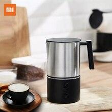 Xiaomi Scishare, Espumador eléctrico de leche, máquina de café de burbujas DIY, máquina de hacer crema de Arte de Latte, jarra de Espumador de leche caliente Cappuccino 220V