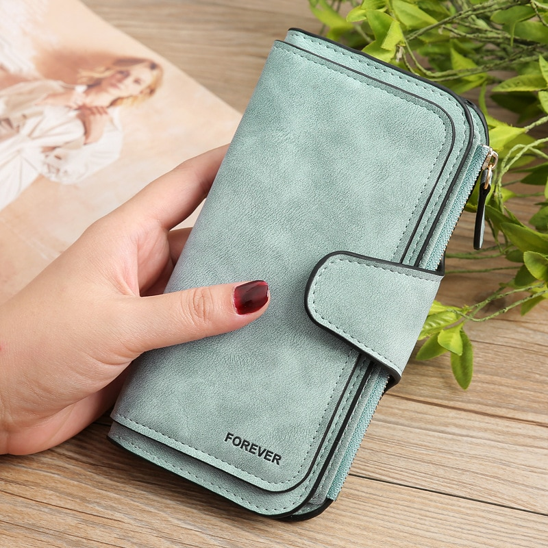 2021 Gold Catapla - Long Women Wallet Female Wallets Clutch Lady Purse Zipper Phone Pocket Card Holder Ladies Carteras  - buy with discount