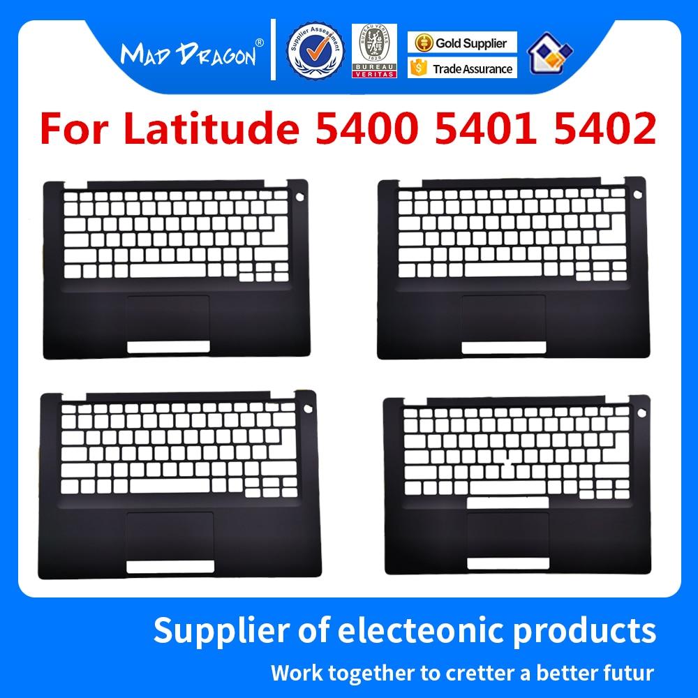 Nuevo Palmrest cubierta superior caso shell para Dell latitud 5400. 5401, 5402 A1899L A1899C A1899F A1899E A1899H A1899D A1899K A1899G