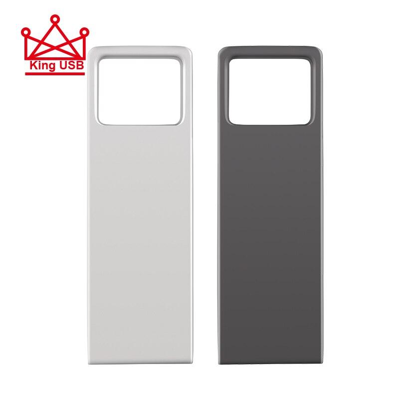Caliente vender plata unidad Flash USB de metal Memoria USB de alta...