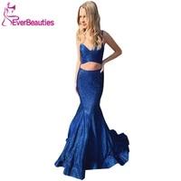 vestidos formales two pieces evening dress 2020 mermaid sequins long robe de soiree backless dress women %d0%b2%d0%b5%d1%87%d0%b5%d1%80%d0%bd%d0%b8%d0%b5 %d0%bf%d0%bb%d0%b0%d1%82%d1%8c%d1%8f