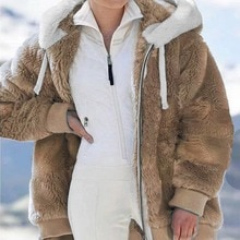 Women's Winter Coat Fashion jacket woman Casual warm jacket female Stitching Plaid Ladies Clothes Ho