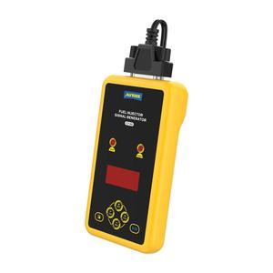Image 4 - Автомобильный тестер топливного инжектора AUTOOL CT60, тестер сопла топливного инжектора для промывки, тестер давления импульсной очистки CT150 CT200