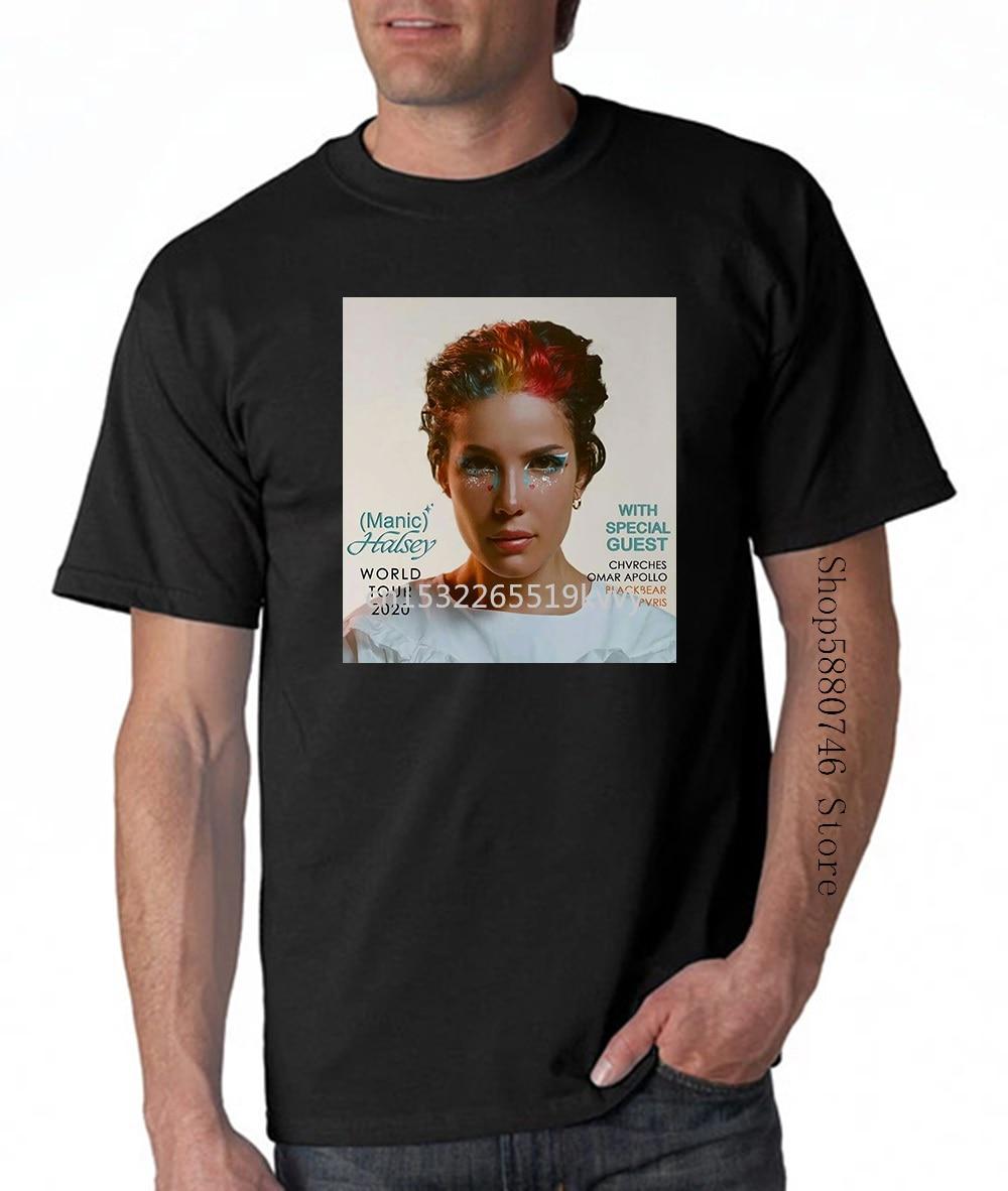 Halsey manic 世界ツアー 2020 tシャツ