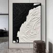 Абстрактная картина, Современная картина маслом на холсте, ласкафл, чистая ручная роспись, картины или фотографии, настенное искусство без ...