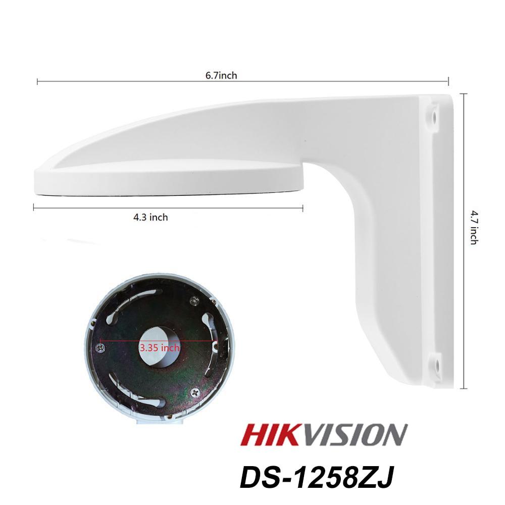 Wand Halterung Stehen für Inesun PTZ IP Dome Sicherheit Kamera Hikvision CCTV Kamera