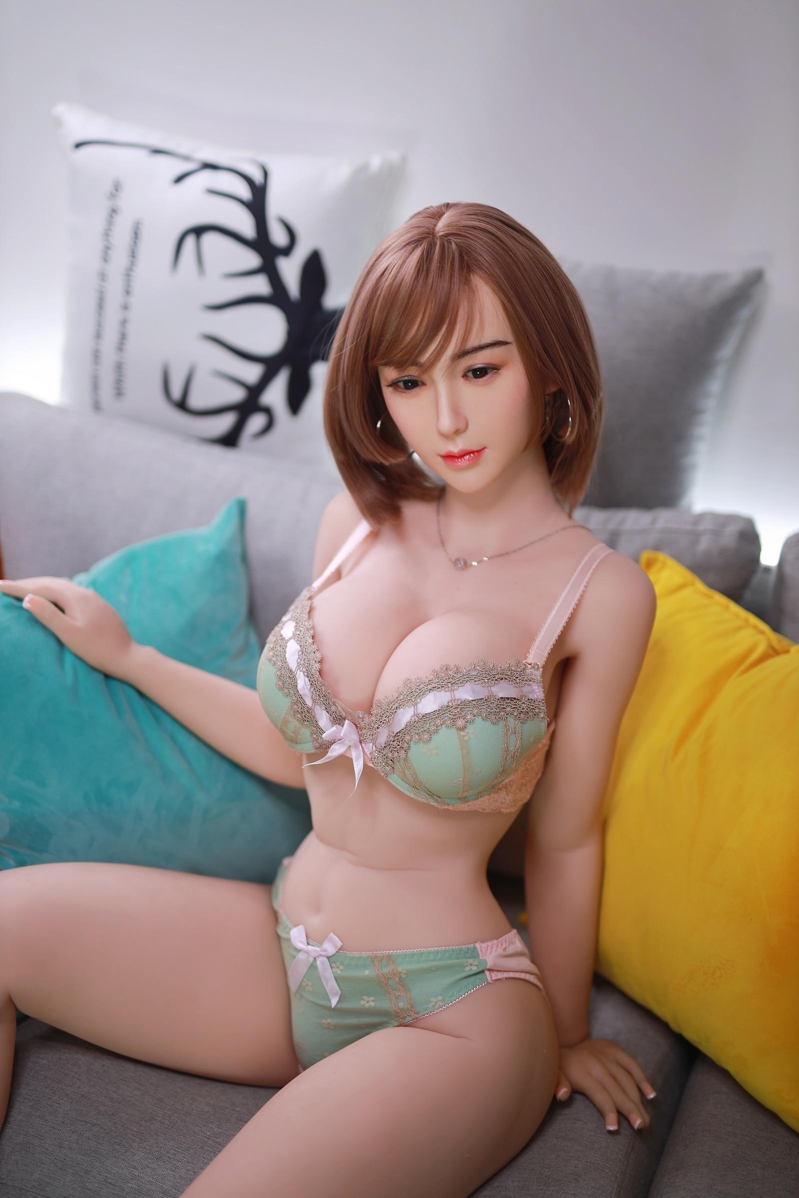 H634183ee0c9e4d289106e4983c80b670I Empleos de Avante de silicona muñeca del sexo para los hombres de peluche de grandes pechos muñeca de amor verdadero Oral Anal coño adulto muñeca Sexy