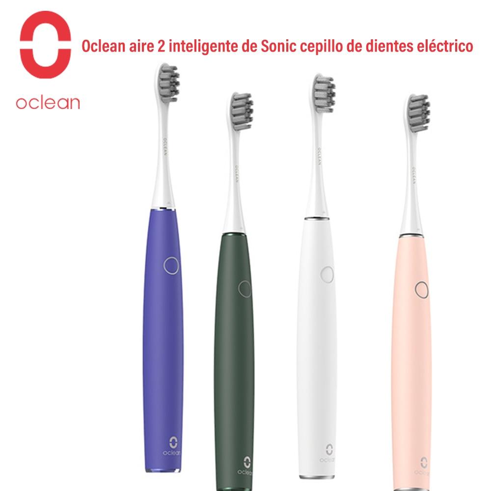2020 nouveau Oclean Air 2 Sonic propre brosse à dents électrique réduction du bruit IPX7 étanche doux dents nettoyage adulte brosse à dents
