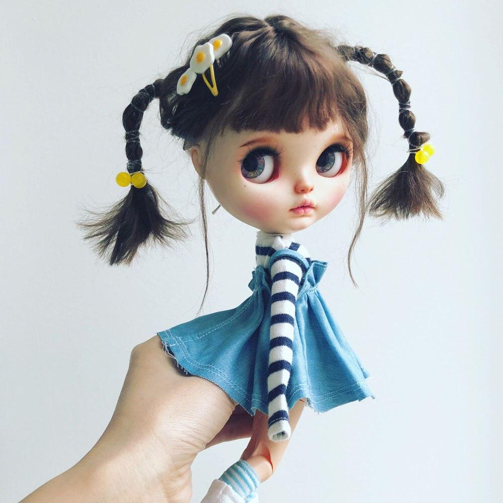 1/6 bjd 30 cm boneca brinquedos 19 joint qualidade superior chinês boneca bjd bola conjunta boneca menina com tranças boneca de maquiagem blyth