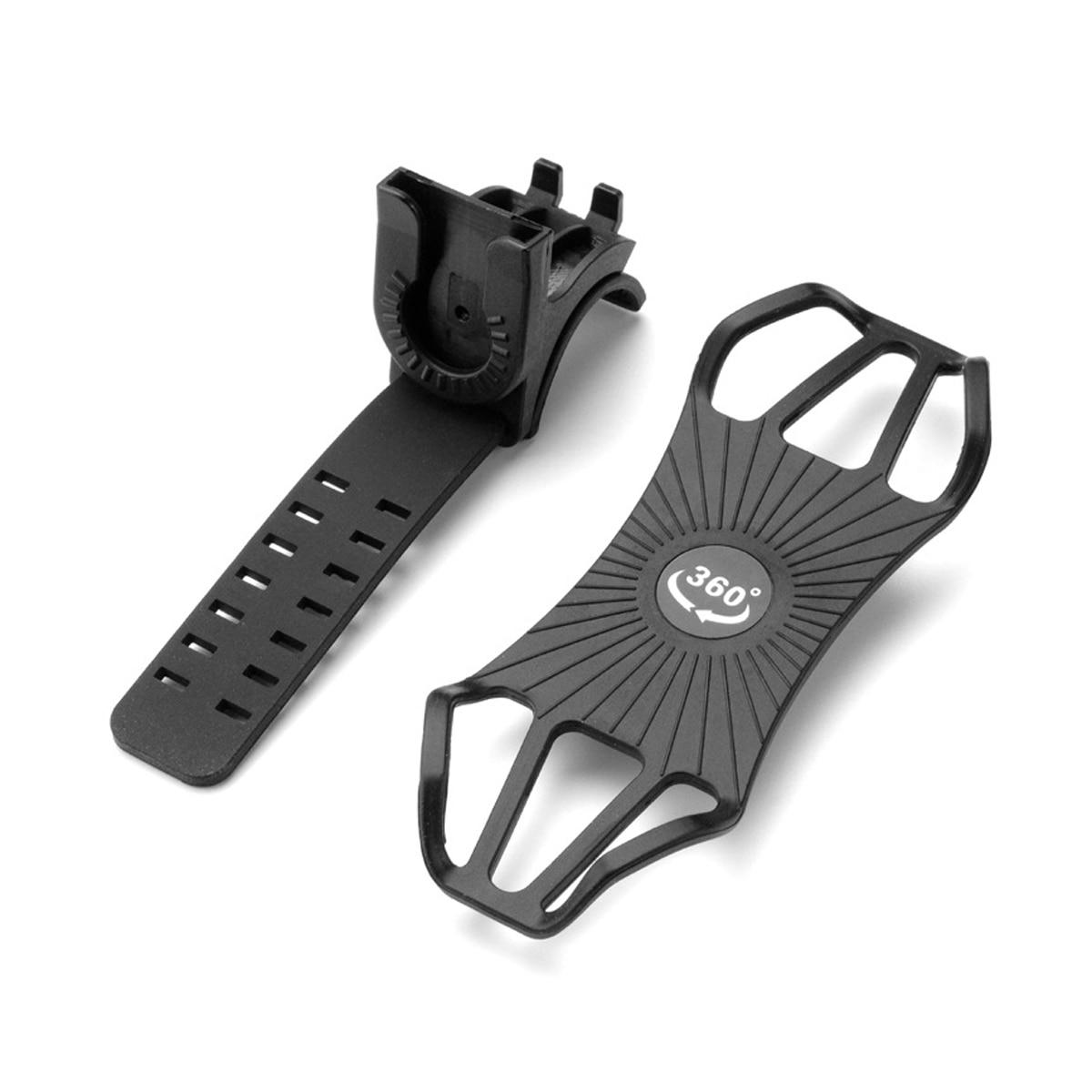 Soporte de pared para bicicleta, soporte de muestra para bicicleta, negro, rotación de 360 °, diseño desmontable, gancho para colgar bicicletas, accesorios de montaña