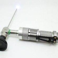 La lampe portative de Source de lumière froide de LED portative de 4W correspond à la prise américaine pour lendoscope