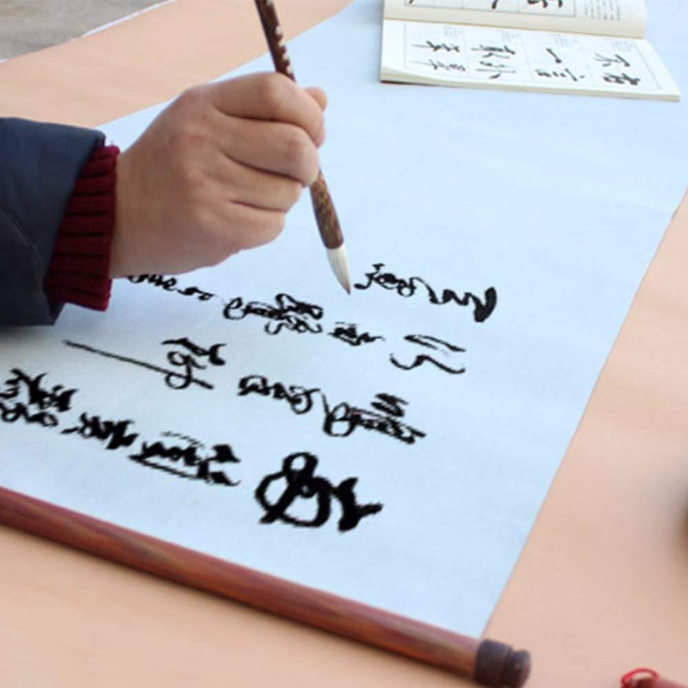 papel-de-paja-reutilizable-con-diseno-de-farol-de-cielo-para-pintura-al-agua-caligrafia-sumi