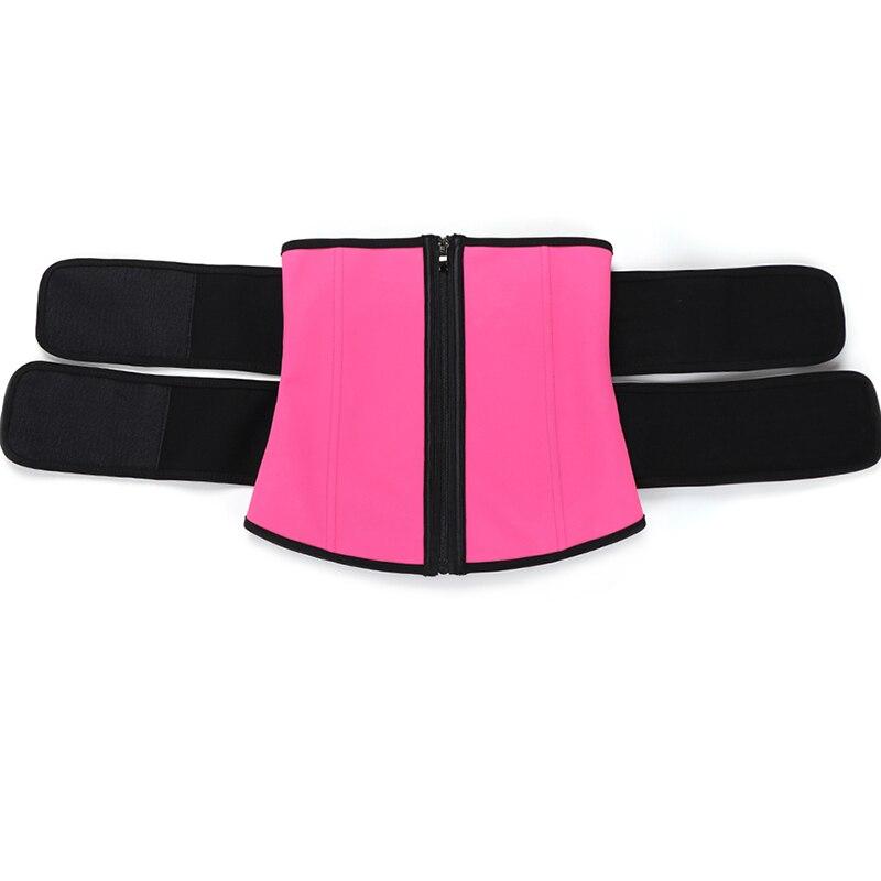 CXZD Shaperwear Waist Trainer Neoprene Belt Weight Loss Cincher Body Shaper Tummy Control Strap Slimming Sweat Fat Burning belt