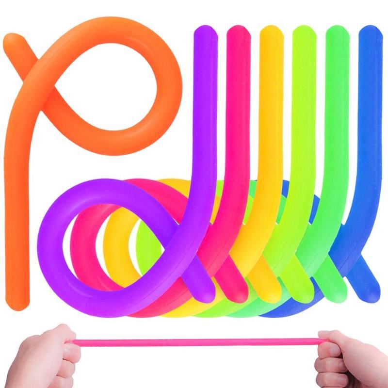 1 шт., игрушка для декомпрессии из термопластичной резины, 28 см Шутки и розыгрыши      АлиЭкспресс