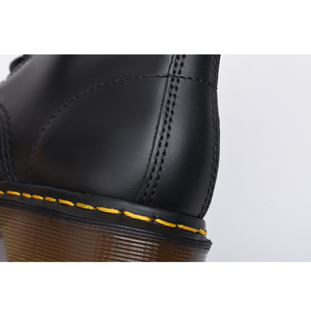NEW Leather Thick Sole Boots 6