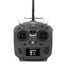 Jumper T12 Pro Open Source 16ch Radio Sender Halle Gimbal gebaut-in JP4-in-1 Multi-protokoll RF Modul OpenTX USB aufladbare