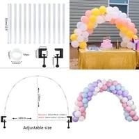 adjustable table balloon arch kits diy birthday party decoration latex balloons holder column stand wedding ballon accessories