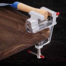 3,5 дюймовый Алюминиевый миниатюрный небольшой зажим для хобби ювелира на настольной скамье тиски мини инструмент тиски Многофункциональный
