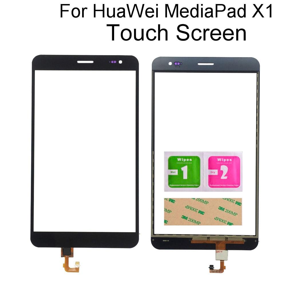 Touch Screen Panel For Huawei MediaPad X1 7.0 7D-501u 7D-501L 7D-503L X2 GEM-703L GEM-703LT Panel Digitizer Glass Tools