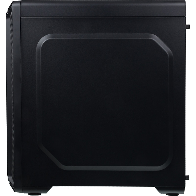 Корпус ATX ZALMAN i3 edge,  черный