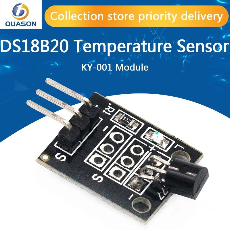 DS18B20 temperature sensor module ky-001