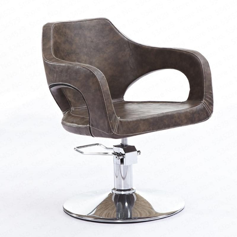 30% 1B صالون الشعر مخصص تصفيف الشعر كرسي صالون موضة حلاقة كرسي الجمال البراز الهيدروليكية الروتاري صالون الحلاقة