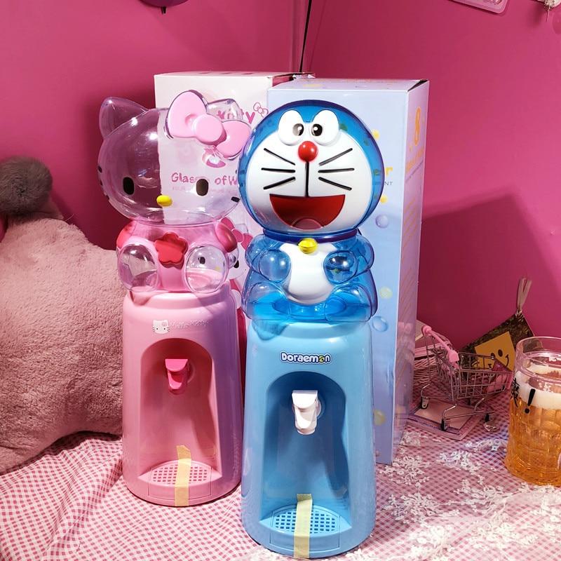 8 Cups of Water Mini Drinking Fountain Children's Cartoon Water Dispenser Life Office Small Water Dispenser