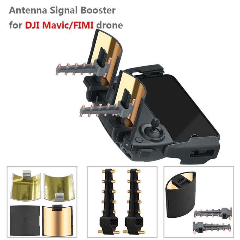 Усилитель сигнала Yagi с пультом дистанционного управления, усилитель сигнала для DJI Mavic Mini SE Pro Zoom Air FIMI X8 SE 2020, аксессуары для дрона
