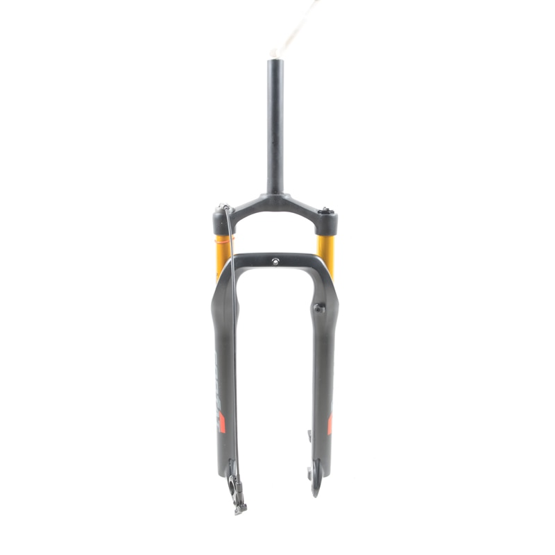 GORTAT-شوكة تعليق لدراجة الثلج ، MTB ، قفل خط الزيت مع مقاومة الهواء
