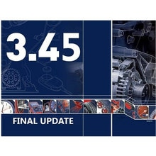Logiciel de diagnostic automobile pour réparation automobile, 2020, données automobiles, 3.45, compatible avec windows 7/8/10