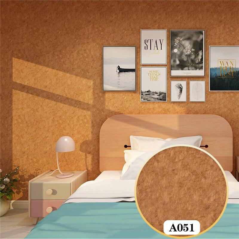 A051 ورق حائط سائل مصنوع من ورق حائط مصنوع من الحرير