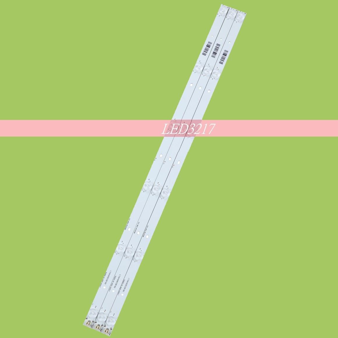 مثالية 32UA10 LED3217 شرائط مصباح 910-W04-RD3200RH RF-BB315B32-0601A-01