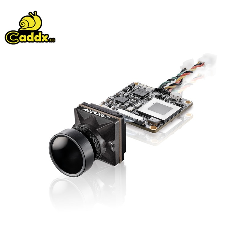Caddx Loris 4K Micro 2.1mm 800TVL 60fps HD 160°FOV 16g Micro Size w/ ND Filter FPV Camera for Fixed