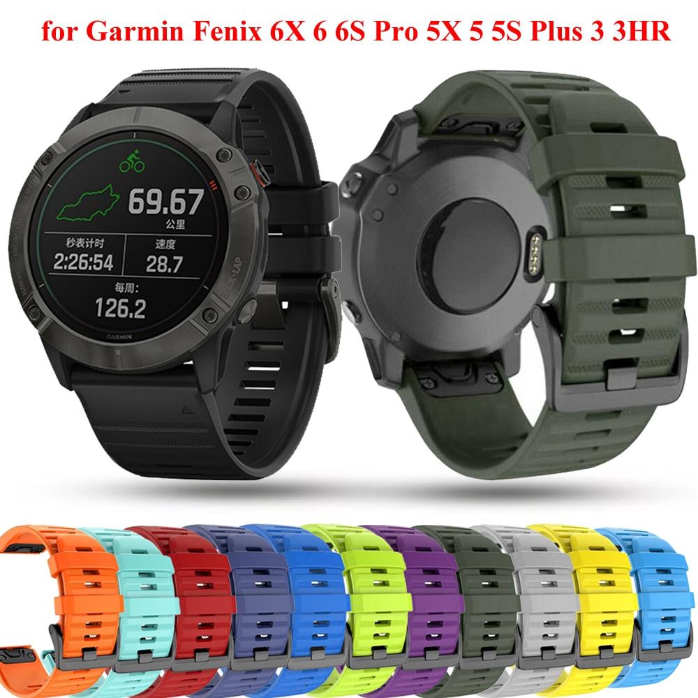 20-22-26mm-sport-silicone-watch-strap-band-quick-release-bracelet-for-garmin-fenix-6x-6-pro-5x-5-plus-3hr-935-945-wristband-belt